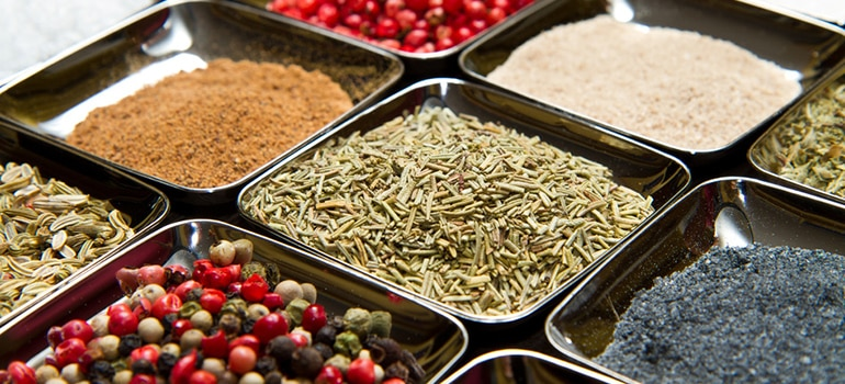 lose weight spices