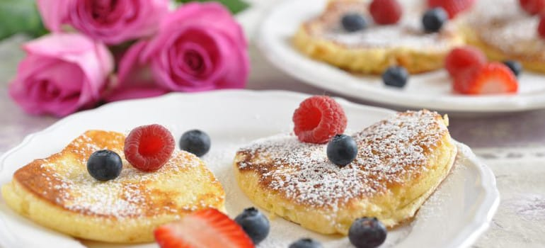 Healthy Brunch Ideas Mother's Day