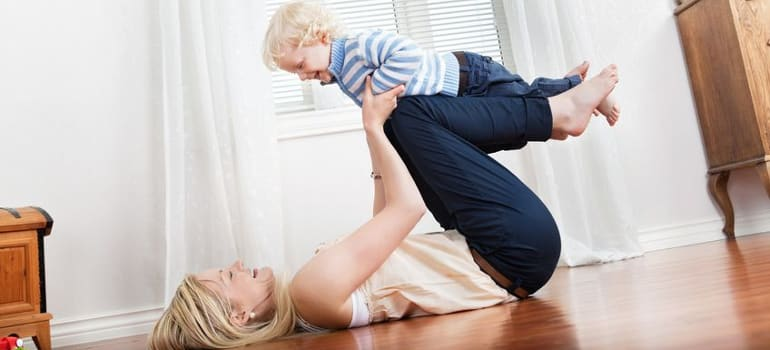 mother child workout on phentermine