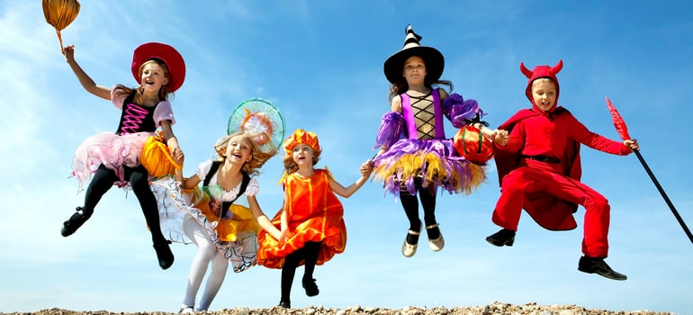 stay active_kids in costume