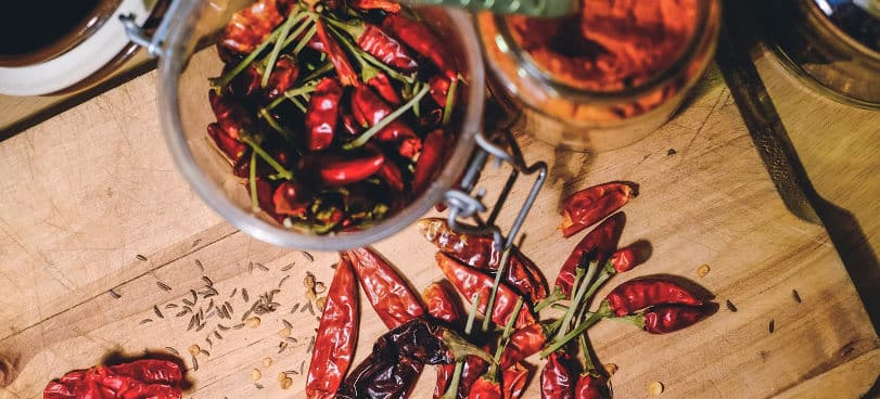 natural weight loss chili peppers