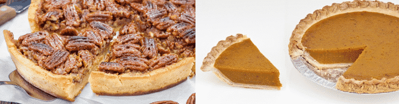 healthy christmas recipe pies