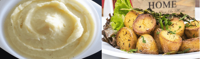 healthy christmas recipe potatoes