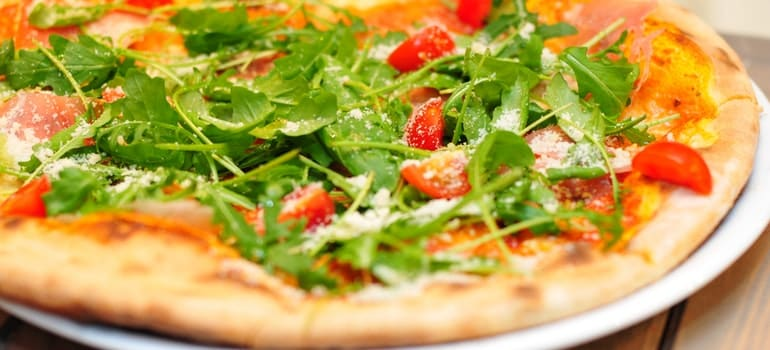 can pizza be healthy
