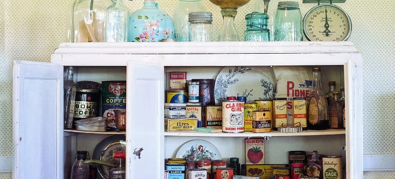 spring clean pantry for weight loss