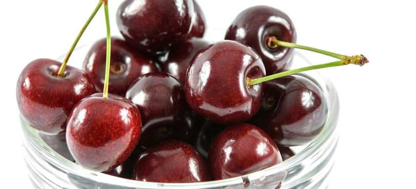 best foods to eat before bed for weight loss cherries