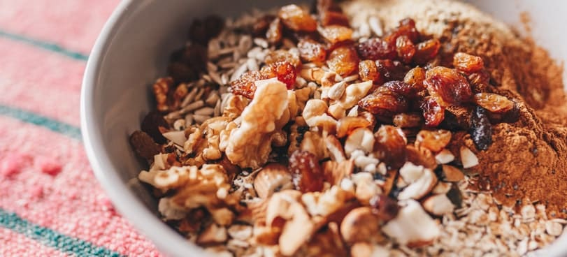 best foods to eat before bed for weight loss oats walnuts