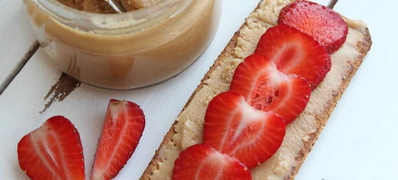 best foods to eat before bed for weight loss peanut butter toast