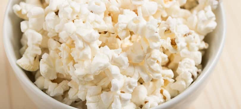 best foods to eat before bed for weight loss popcorn