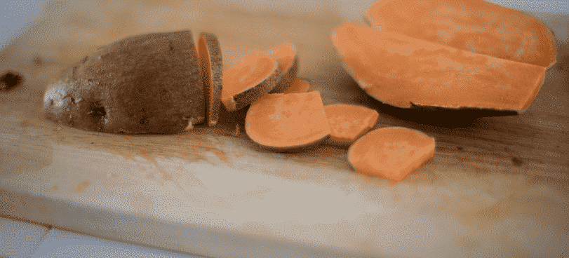 best foods to eat before bed for weight loss sweet potato