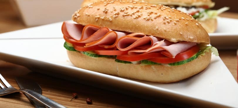 best foods to eat before bed for weight loss turkey sandwich