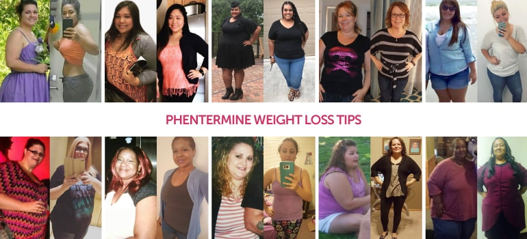 20 phentermine weight loss tips