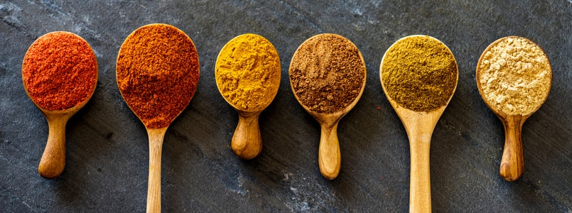 Natural spices to boost metabolism for weight loss
