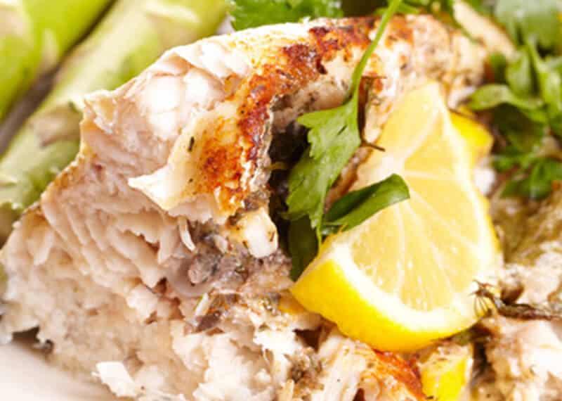 Darryl's recipe fish
