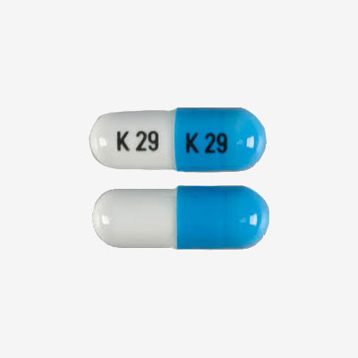 Phentermine 37.5mg capsule (blue/white, KVK Tech)